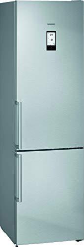 Siemens KG39NAIDP iQ500 Freistehende Kühl-Gefrier-Kombination / D / 191 kWh/Jahr / 368 l / hyperFresh Plus / noFrost / LED-Innenbeleuchtung / superCooling