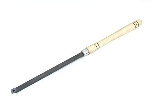 Wiedemann Hartmetall Rapid Schaber 19x19mm für Drechsler Woodturner, drechseln
