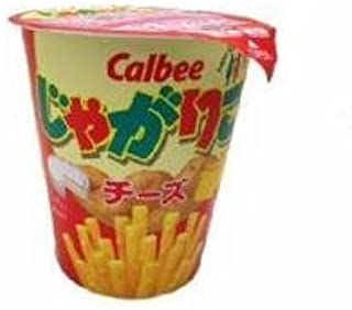 Jarariko (Jagarico) Potato Stick with Cheddar & Camembert Cheese By Calbee From Japan 58g