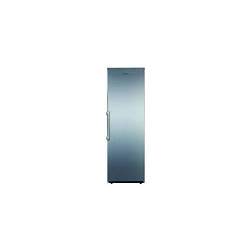 CANDY - CLF 1864 XM - Réfrigérateur 1 porte - 350L - No frost - A++ - L59,5cm x H185,5cm - Inox