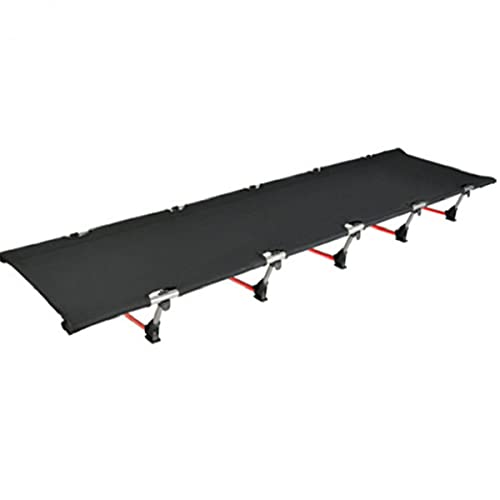 Kcanamgal Tumbona Hamaca Plegable Cuna Camping Plegable portátil para una Sola Persona Cama Plegable al Aire Libre con Peso Compacto para Picnic