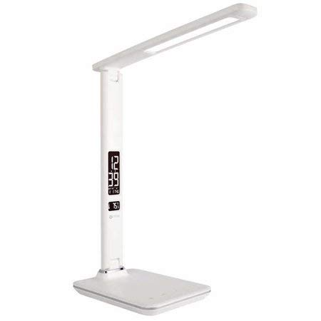 Ottlite Executive Desk Lamp with 2.1A USB Charging Port