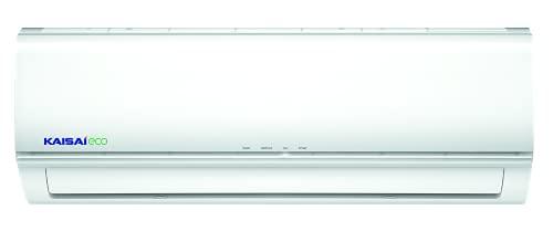KAISAI Condizionatore Eco da parete – Tecnologia Inverter per ambienti fino a max. 30 m², bianco