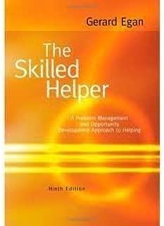 By Gerard Egan: The Skilled Helper Ninth (9th) Edition