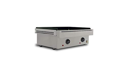Simogas - Plancha électrique acier laminé au carbone - 2 résistances - 60cm - Simogas Extreme