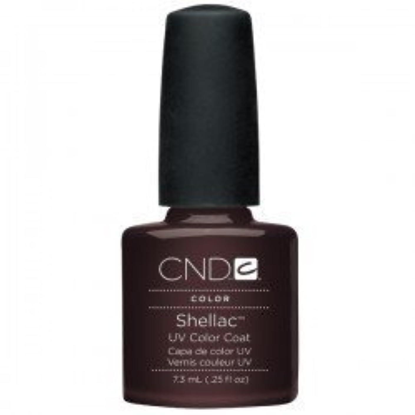 宴会ネコ幾分New CND Creative Shellac UV3 Nail Power Polish - Fedora 7.3ml by CND Creative Nail Designs
