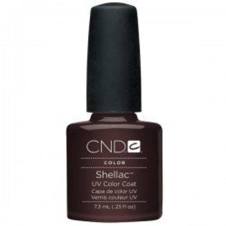 カジュアルキャビン嫉妬New CND Creative Shellac UV3 Nail Power Polish - Fedora 7.3ml by CND Creative Nail Designs