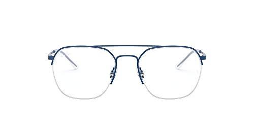 Ray-Ban RX6444 Gafas de lectura, Blue, 51 Unisex Adulto