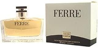 Ferre Perfume By Gianfranco Ferre For Women. Eau De Parfum Spray 3.3 Oz New