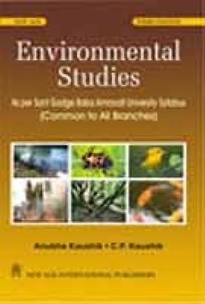 Buy Environmental Studies (As per Sant Gadge Baba Amravati