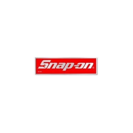 Snap on Tools Removable Wall Decal