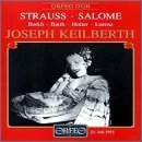 Strauss: Salome by Borkh