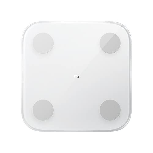 【日本正規代理店品】Xiaomi Mi スマート体組成計2 Smart Scale 2 体重計 スマホと連動可能 シャオミ Mi スマート スケール 2 健康管理 ヘルスメーター ダイエット フィットネス