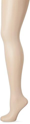 Fiore Damen Feinstrumpfhose LILI/CLASSIC Strumpfhose, 20 DEN, Beige (Linen 079), Small (Herstellergröße:2)