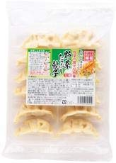 美勢商事 冷凍食品 口福広場 野菜たっぷり餃子 12個 (192g) x2個