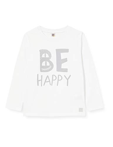 Tuc Tuc Camiseta Punto BÁSICOS BEBÉ, Blanco, 5A para Niños