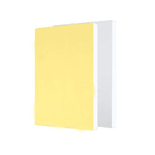 bobo4818 Papier A4 Schablonenpapier Inkjet T-Shirt Transferpapier Transferfolie Bügelfolie für Tintenstrahldrucker und helle Textilien Kunststoff (30 PCS)