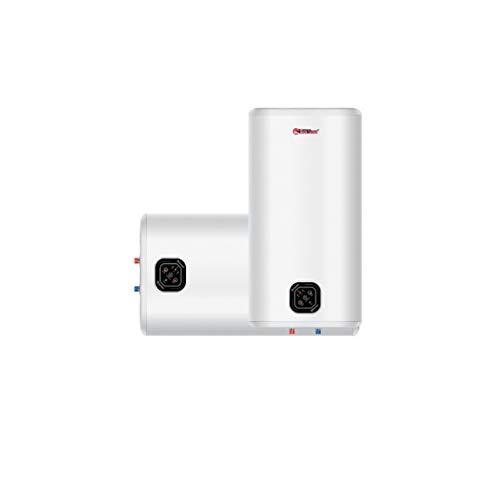 Termo eléctrico de almacenamiento SMART – Tanque interior BIO-Vitrificado – Montaje Multiposición – Panel de Control Táctil - Clase Energética B – 5 años Garantía (100 Litros)