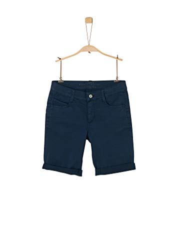 s.Oliver Jungen Regular Fit: Twill-Shorts blue 146.REG