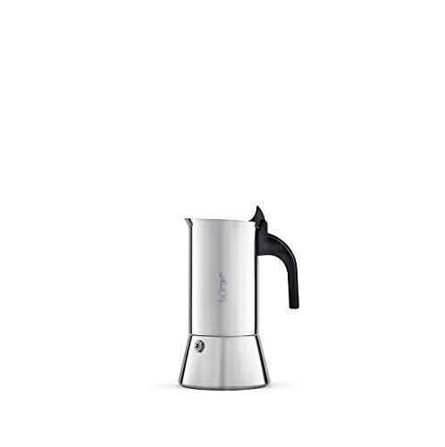 Bialetti Venus - Cafetera espresso para 2 tazas (acero)