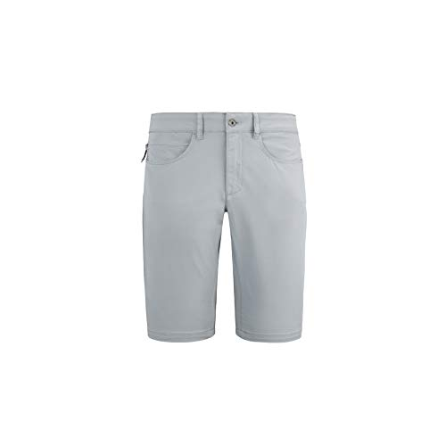 Millet - Red Wall Stretch Short d'Escalade Polyvalent Escalade, Randonnée, Lifestyle Homme, Gris (Monument), 42