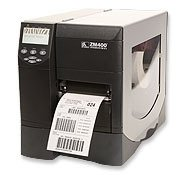 Zebra ZM400 Thermal Label Printer, ZPL, 300dpi, Znet, Cutter Catch Tray: ZM400-300E-1100T