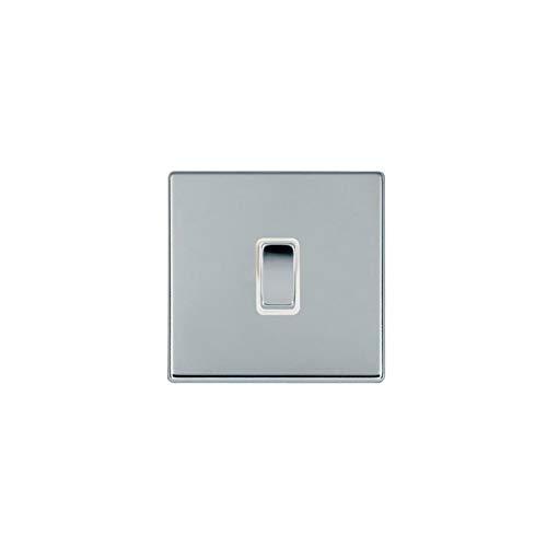 Hamilton LiteStat 77CRRTBC-W Interruptores basculantes, color blanco