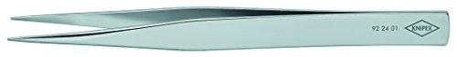 KNIPEX 92 24 01 Präzisions-Pinzette spitze Form 120 mm