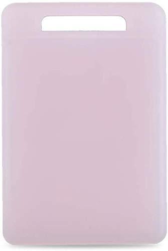 skyyue Tabla de Cortar con Colgantes, Antideslizante Encimera Savers Corte Duradero Tablas de plástico aséptica/mildproof Junta fácil de Limpiar 11.16