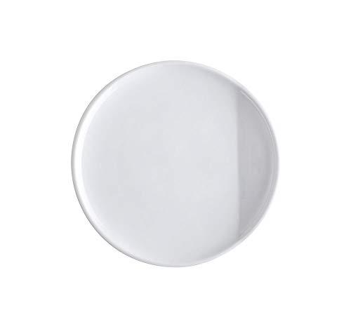Kahla The Better Place, Soucoupe, Assiette, Porcelaine, Blanc, ø 12 cm, 023501 a90002 C