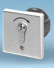 Schlüsseltaster, eingebaut, 1 Kontakt