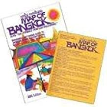 Nancy Chandler's Map of Bangkok 25th (twenty fifth) edition Text Only