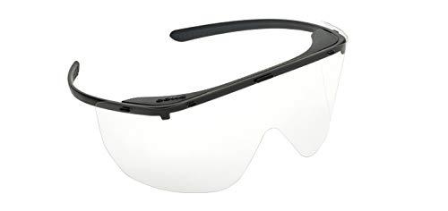 Bollé Safety NINKA, PSONINS010, Mini Kit, visiera protettiva accessibile a tutti, protezione da schizzi e goccioline