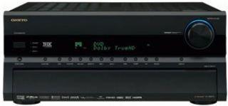 Onkyo TX SR 875 7.1 AV-Receiver (THX-Ultra2 Zertifiziert, HDMI, HQV, TrueHD, DTS-HD) schwarz