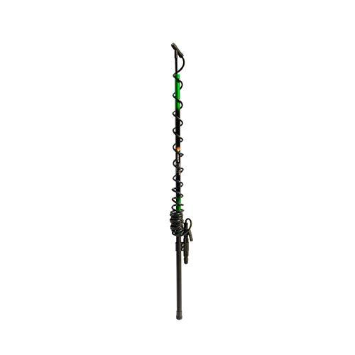 Kwazar Lanza telescópica de 3 m para pulverizadores HC Boquilla de Remolino