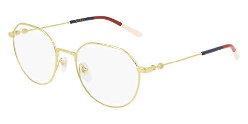 Gucci GG0684O GOLD BLUE 51/19/140 Damen Brillen