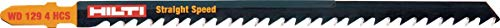 Hilti Hoja sierra calar WD 129 4 HCS (25), 25 Piezas, 2154902
