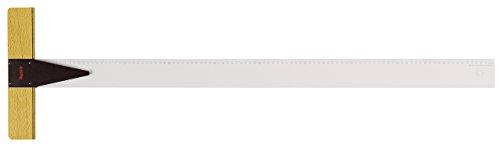 Aristo AR1910T Reißschienen mit Teilung (100 cm) glasklar
