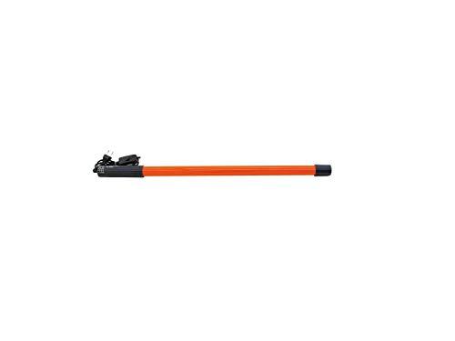 Eurolite Leuchtstab T8 18W 70cm orange L | Farbige Leuchtstoffröhre | Zum Einsatz im Eingangsbereich von Discotheken, Partykellern etc.