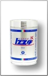 2 x IZZO Espresso Napoletano Silver, Bohnen, 250 g