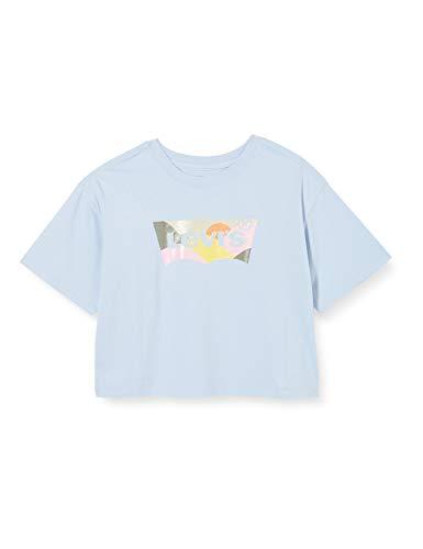 Levi's Kids LVG HIGH RISE TEE SHIRT C767 Camiseta Kentucky Blue para...