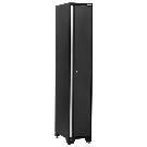 NewAge Products Pro 3 Series 85 in. H x 15 in. W x 24 in. D 18-Gauge Welded Steel 15 in. Sports Locker in Gray-52006 - The Home Depot
