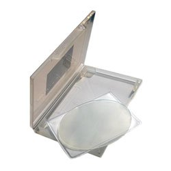 Silicone Lash Holder Pad Tray & Protective Film Kit in Case Eyelash Extensions / Semi-permanent eyelash extensions / False lashes extensions / Fake eyelash extensions by Individual Eyelash Extensions