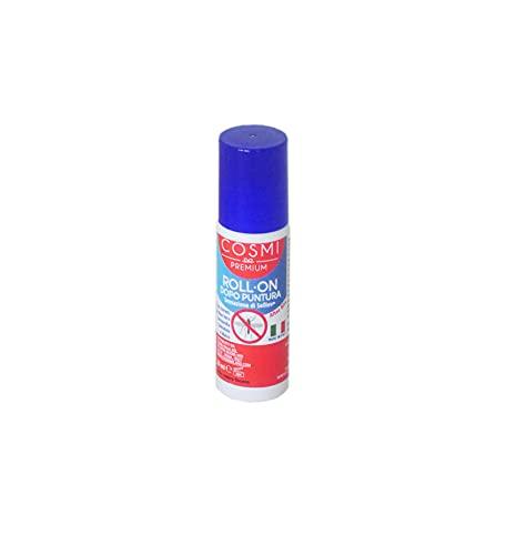 Stick Roll On Dopopuntura Naturale 20 ml, Azione Immediata Contro Punture di Zanzare,...