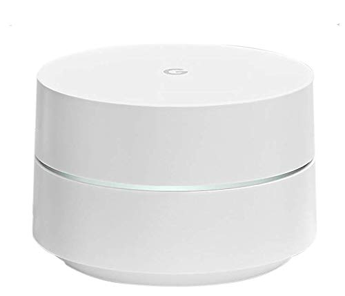Google wifi system, 1-pack - router replacement for whole home coverage - nls-1304-25 (renewed) 3 this certified refurbished product is tested and certified to look and work like new. The refurbishing process includes functionality testing, basic cleaning, inspection, and repackaging. The product ships with all relevant accessories, a minimum 90-day warranty, and may arrive in a generic box. Only select sellers who maintain a high performance bar may offer certified refurbished products on amazon. Com