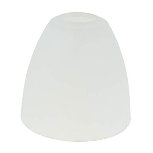 non-brand Glas Lampenschirm Ersatzschirm Lampenglas für E27 Leuchtmittel - Typ 4