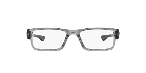 Ray-Ban 0OX8046 Lunettes de Soleil, Multicolore (Grey Shadow), 53 Homme