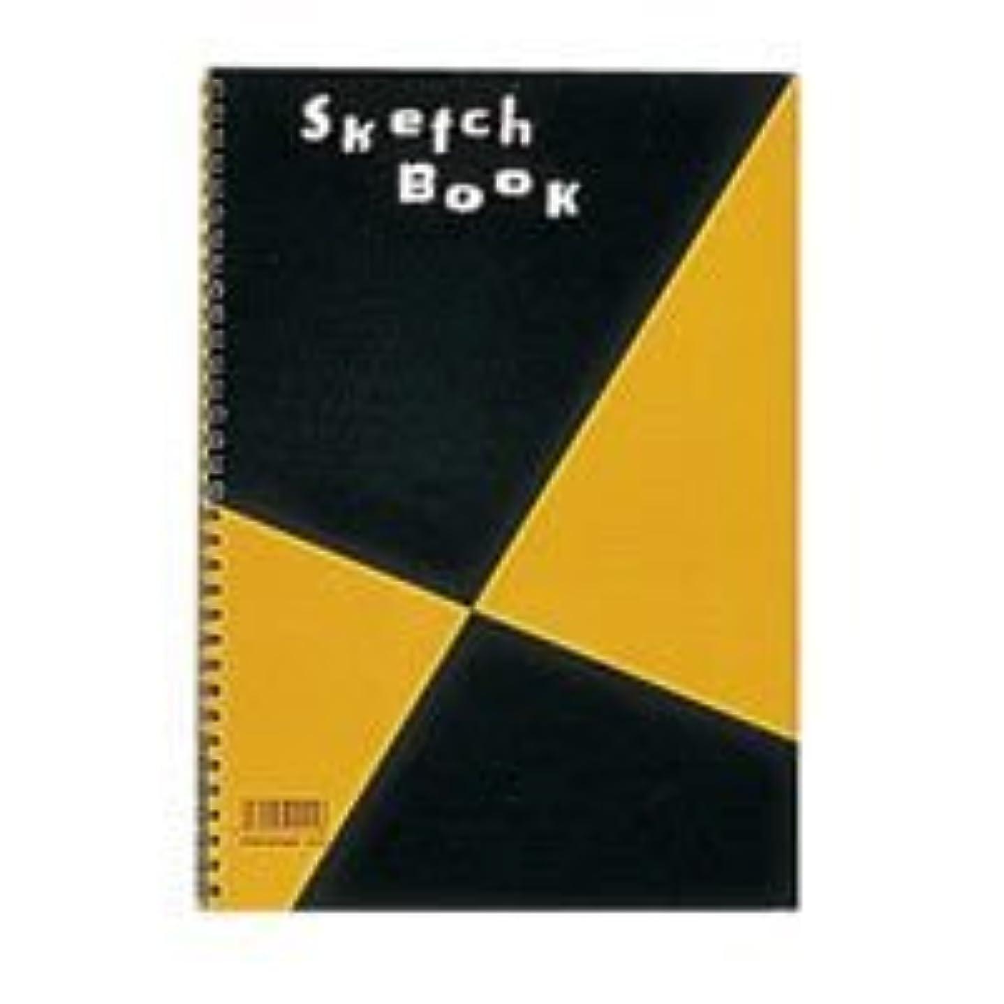 担当者内なるクルーズマルマン スケッチブック 図案印刷シリーズ 並口(中性紙) A4 (287×202mm) 24枚 S131 / 10冊