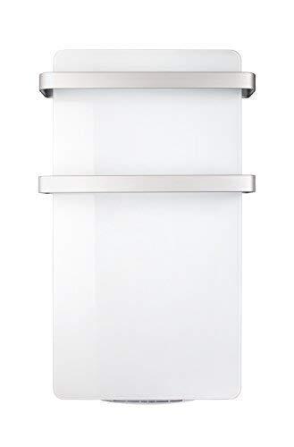 Haverland HERCULES-15 - Radiador secatoallas, 1500W, Incluye Convector De Aire Caliente De 1000W, 2 Toalleros, Pantalla LCD