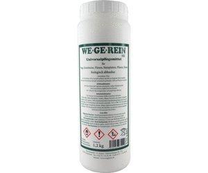 WE.GE.REIN Universalpflegemittel für Wege,Kieselsteine,Fliesen, Steinplatten, Beton usw. 1,2 kg